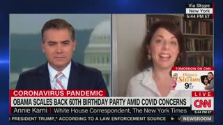 CNN defends Obama's party