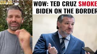 WATCH: Ted Cruz EXPLODES On Biden's Border Crisis