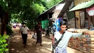 Myanmar frees political prisoners, re-arrests some