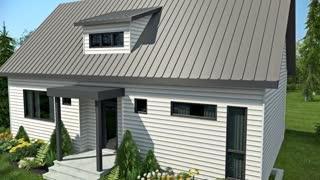 Best Modern Farmhouse plan by Drummond House Plans (plan 3988)