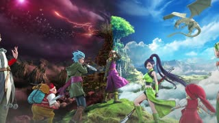 Dragon Quest 11 Echoes of an Elusive Age Trailer - E3 2018