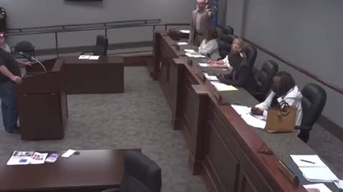"""City Council Off the Rails! """"Do We Have a House N***r In Here?"""