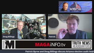 Patrick Byrne Interview 7-15-2021 Election Fraud Now a Fact