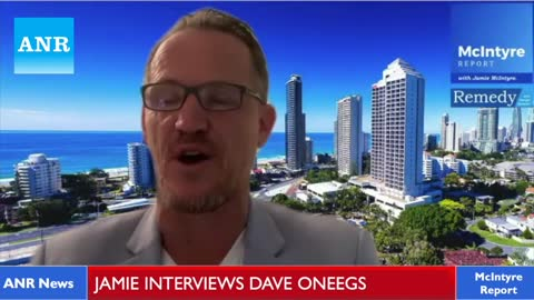 Episode 060 - Jamie Interviews Dave Oneegs on the How Many Aussies Still Refuse to Awaken