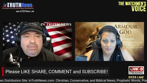 inTruthNews: The Watchmen's Voice - Wednesday, July 7th, 2021