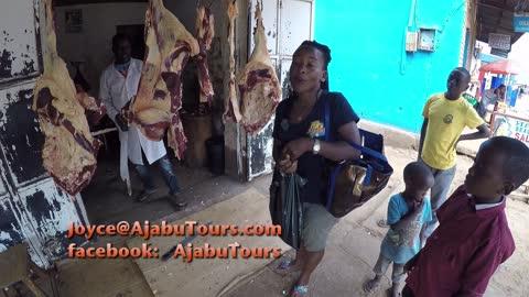 Fresh Meat - Uganda Style!
