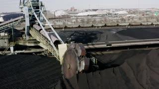 coil mining equipment