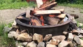 Bonfire time