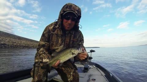 Fishing at Sam Rayburn