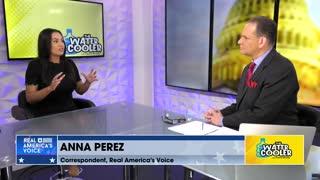 Anna Perez, Real America's Voice Correspondent: new poll on racial politics