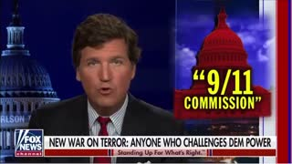 Tucker Carlson and Jan 6 Commission