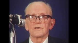 James Dillon on Freedom (Short Version) 1977