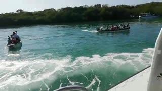Atacan en Cholón a personal de la Capitanía de Puerto de Cartagena