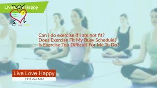 Live Love Happy - Happiness Habit - Exercise