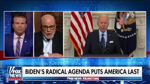 Mark Levin Rains Fire on Joe Biden's Radical Agenda