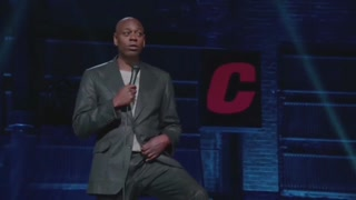 """""""Gender is a fact."""" - Dave Chappelle"""