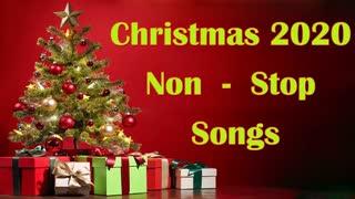 ⛄Non Stop Christmas Songs Medley 2020 - 2021 ❄ Christmas Non Stop Songs 2020 - 2021⛄
