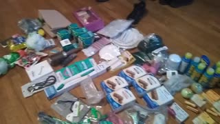 Huge $25 Bargain Haul From Dollar One Store Wooster Ohio Feb 2020