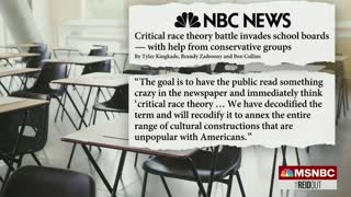 The Media Are Lying About Critical Race Theory