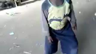 New Small Boys Super Dance Video