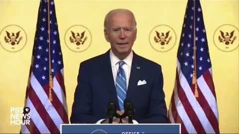 What Did Joe Biden Say?