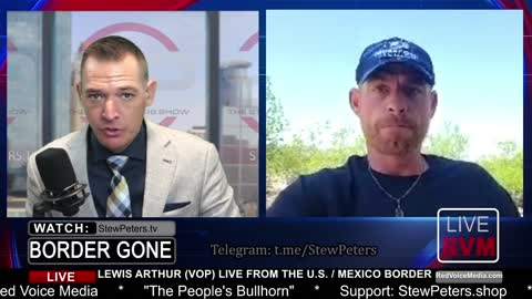 LIVE FROM THE BORDER! Veterans on Patrol Founder Describes Total Defeat