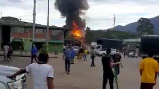 Emergencia en Girón por explosión en Chimitá