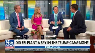 Nunes on Fox and Friends Was Trump framed