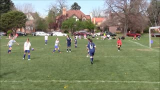 2014 Molly Youth Soccer Highlights