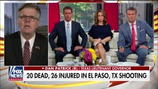 Texas Lt. Gov. Dan Patrick on impact of video games, social media on mass shootings