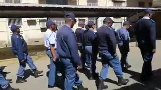 the South African Police Department