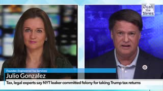 Experts say NYT leaker committed felony for taking Trump tax returns