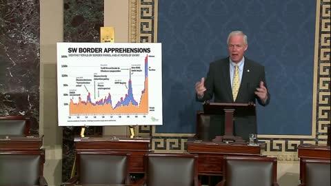 Senator Johnson Floor Speech on 8.4 (1/2)