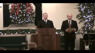 Special Service - Presenting of the Poinsettias, 2009