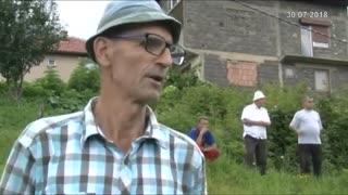 Stanovnici Željeznog Polja četiri godine žive u strahu