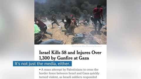 How the Media Mis-Reports Palestinian Casualty Numbers