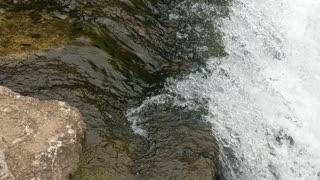 Beautiful little waterfall