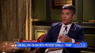 Real America - Dan W/ President Donald J. Trump (Part 5)