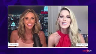 The Right View with Lara Trump and Carrie Prejean
