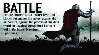 Prepared Warriors CHECK-IN. 3 Areas of Spiritual Warfare