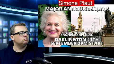 UNN's David Clews talks with Simone Plaut