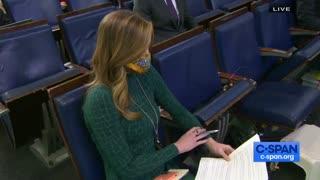 Jen Psaki On Biden And Mexico's President