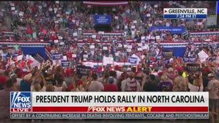 Trump blasts 'bullsh*t' Mueller report during campaign rally