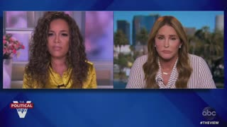Caitlyn Jenner won't say whether Trump lost in 2020