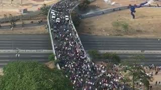 Protestas en Venezuela contra Gobierno de Maduro abril 30