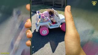 Little baby falling asleep moment video cutest baby funny video.