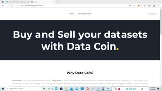 Ep4: How to buy Data Coins with a credit card