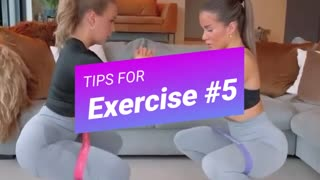 6 home exercises for a beautiful butt