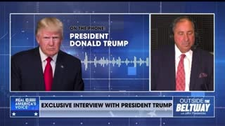 Part1: Exclusive Interview With President Trump