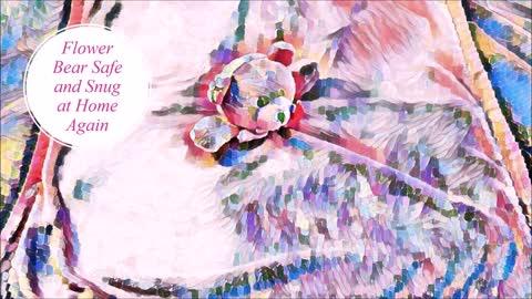 Whimsical Wonders: Flower Bear's Flying Adventure